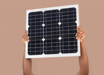 panneau solaire seul